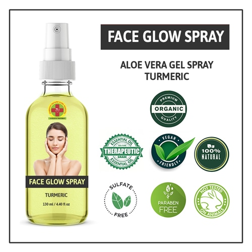 Face Glow Spray - Sambhav Nature Cure Hospital